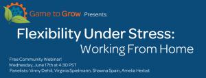 Header Image: Flexibility Under Stress.  Wednesday June 17, 4:30PST